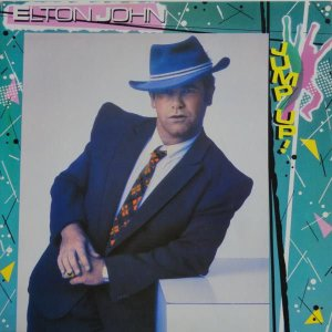 LP - Elton John – Jump Up!