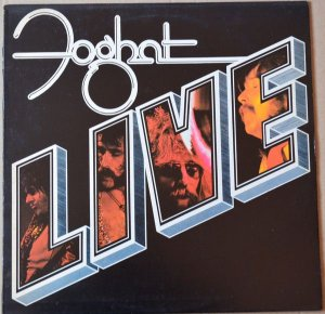 LP Foghat – Live