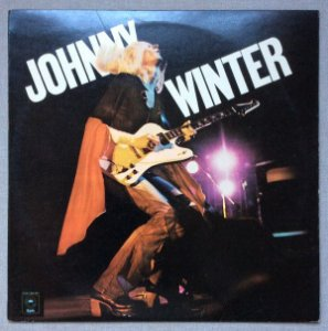Lp - Johnny Winter ‎– Captured Live