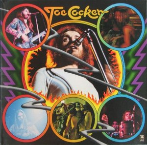 LP Joe Cocker ‎– Joe Cocker