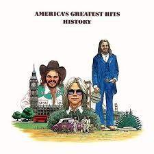 CD - America – America's Greatest Hits - History