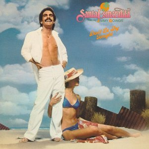 LP Santa Esmeralda Featuring Jimmy Goings ‎– Don't Be Shy Tonight - Importado (US)
