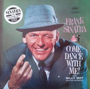 Lp - Frank Sinatra – Come Dance With Me! (Imp - USA)