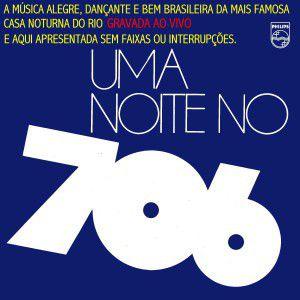 LP – Fernando Martins, Eduardo Costa – Uma Noite no 706 - Ao Vivo