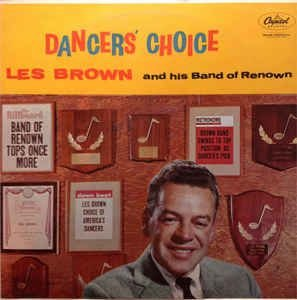 LP – Les Brown And His Band Of Renown – Dancers' Choice