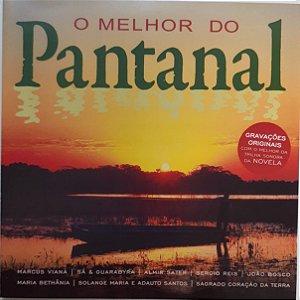 CD – O Melhor Do Pantanal