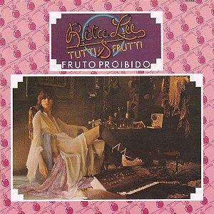 CD – Rita Lee & Tutti Frutti – Fruto Proibido