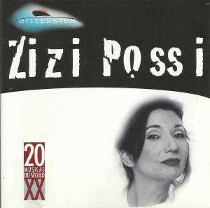 CD – Zizi Possi (Coleção Millennium - 20 Músicas Do Século XX)