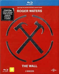 BD - Roger Waters ‎– The Wall (Novo)