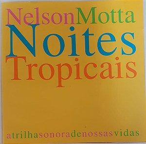 CD - Nelson Motta Noites Tropicais (Duplo)