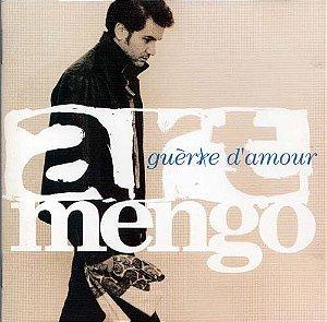 CD - Art Mengo – Guerre D'Amour