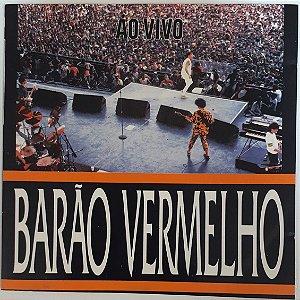 CD - Barão Vermelho – Ao Vivo