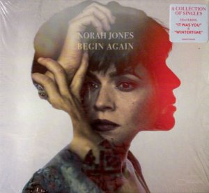 CD - Norah Jones ‎– Begin Again (Novo)