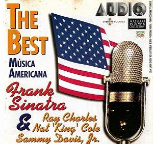 CD - Grandes Vozes Da Música Americana - The Best Música Americana