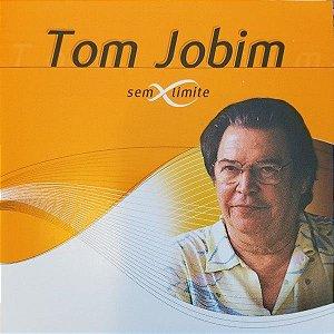 CD - Antonio Carlos Jobim – Coleção Sem Limite (Duplo)