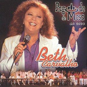 CD - Beth Carvalho – Pagode De Mesa (Ao Vivo)