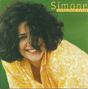 CD - Simone – Café Com Leite