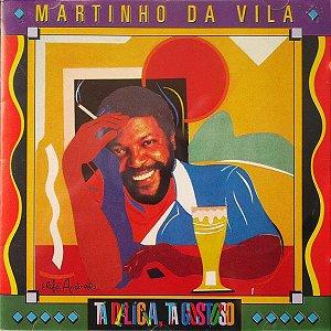 CD - Martinho Da Vila – Tá Delícia, Tá Gostoso