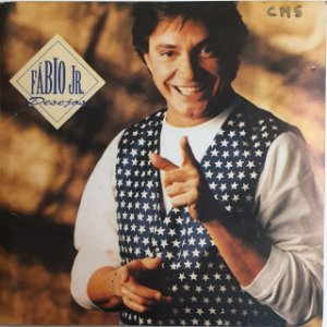 CD - Fábio Jr. – Desejos