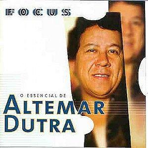 CD - Altemar Dutra, O Essencial de – Coleção Focus