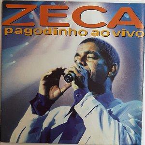 CD - Zeca Pagodinho – Ao Vivo