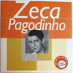 CD - Zeca Pagodinho – Coleção Pérolas