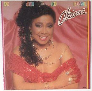 LP - Alcione – Da Cor Do Brasil