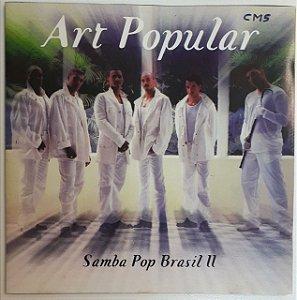 CD - Art Popular – Samba Pop Brasil II