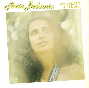 LP - Maria Bethânia – Mel