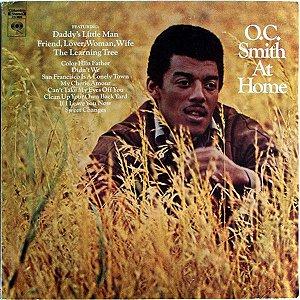 LP -  O. C. Smith – At Home - Importado (US)