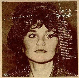 LP Linda Ronstadt – A Retrospective - DUPLO - Importado (US)