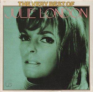 LP Julie London – The Very Best Of Julie London - Importado (US)