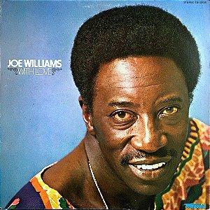 LP Joe Williams – With Love - Importado (US)