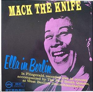 LP Ella Fitzgerald – Ella in Berlin/Mack the Knife
