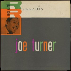 LP Joe Turner – Rock & Roll - Importado (US), Mono