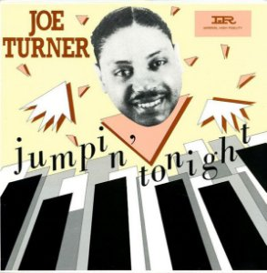 LP Big Joe Turner – Jumpin Tonight - Importado (França) - Mono