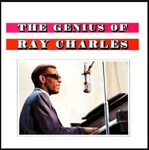 LP - Ray Charles – The Genius Of Ray Charles - Importado (US)