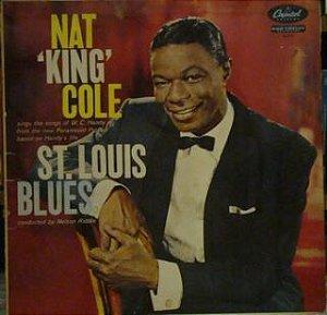 LP - Nat King Cole – St. Louis Blues - Importado (US)