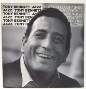 LP - Tony Bennett ‎– Jazz
