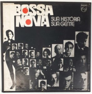 LP - Bossa Nova - Sua Historia Sua Gente (Box 3 LPs e Livreto)