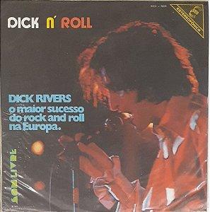LP - Dick Rivers – Dick N'Roll