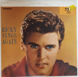 LP - Ricky Nelson – Ricky Sings Again