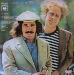 LP - Simon & Garfunkel – Simon And Garfunkel's Greatest Hits