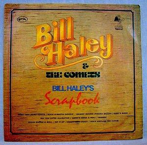 LP Bill Haley & The Comets – Scrapbook