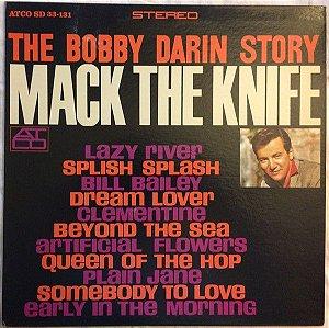 LP Bobby Darin – The Bobby Darin Story - Importado (US)