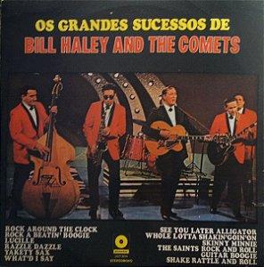 LP - Bill Haley And His Comets – Os Grandes Sucessos De Bill Haley And The Comets