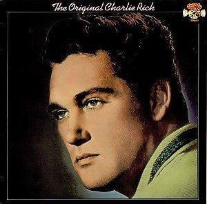 LP Charlie Rich – The Original Charlie Rich - Importado (UK)