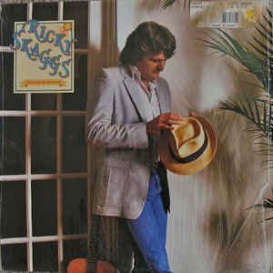 LP - Ricky Skaggs – Waitin For The Sun To Shine - Importado (US)