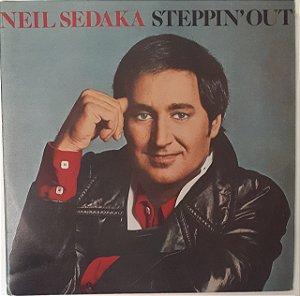 LP - Neil Sedaka – Steppin' Out