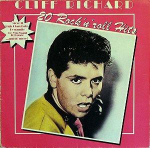 LP Cliff Richard – 20 Rock'n'roll Hits - Importado (Germany)